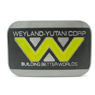 Alien Weyland Yutani Belt Buckle
